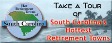SC's Hottest Retirement Towns